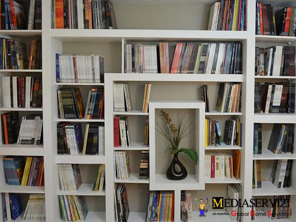 Libreria in Cartongesso 2