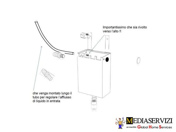 Dissipatore di condensa climatizzatore 2