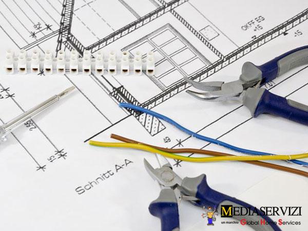 Certificazione dichiarazione di conformità impianto elettrico 2