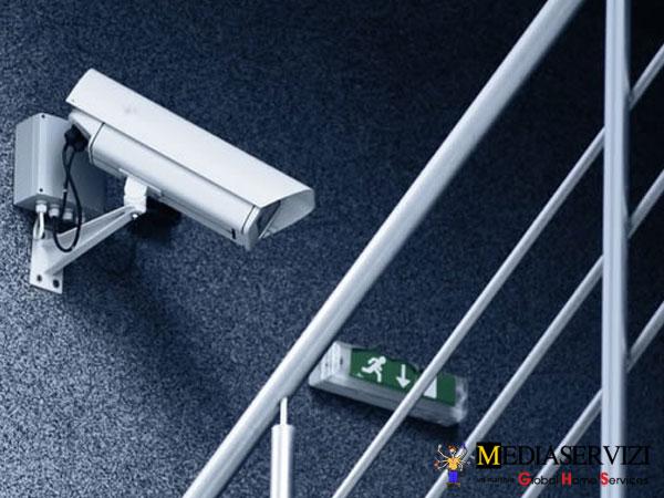 Impianto di videosorveglianza- telecamere 1