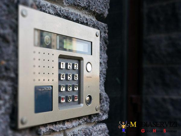 Montaggio citofono - videocitofono 1