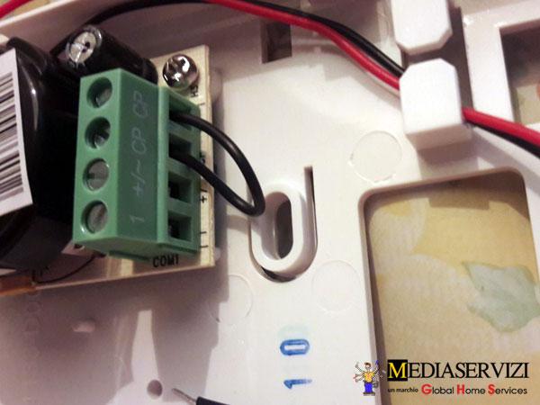 Montaggio citofono - videocitofono 2