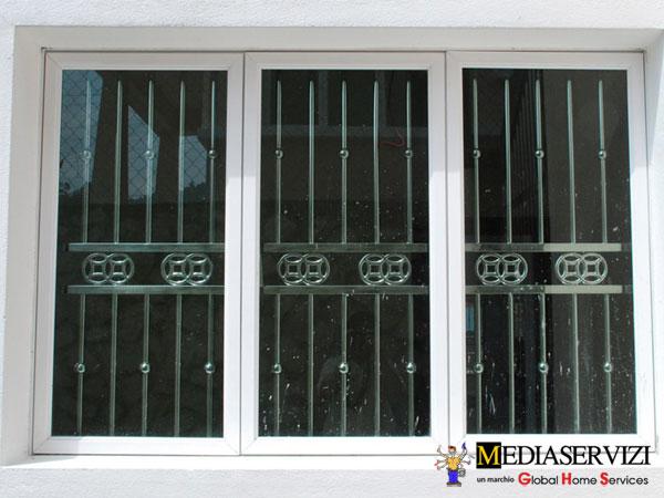 Grate in ferro per finestre - Grate finestre in ferro ...
