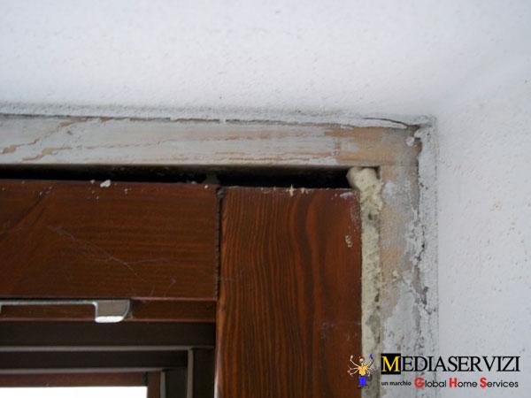 Montaggio finestra 3