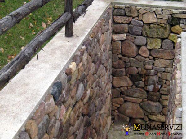 Muratura e rivestimento in pietra 1