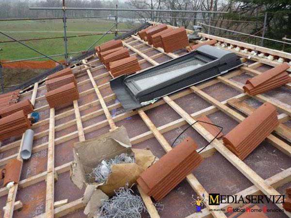 Ristrutturazione tetti e tettoie 3