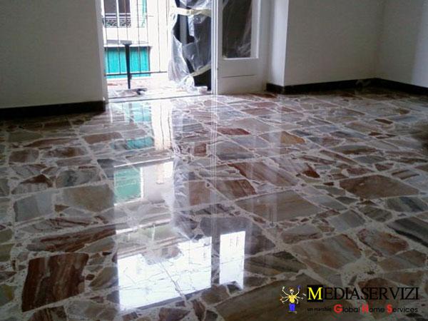 Arrotatura, Levigatura e Lucidatura Pavimenti in marmo di ogni tipologia 3
