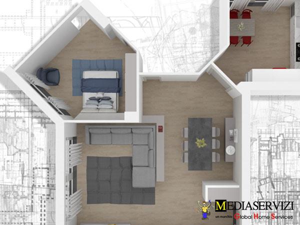 Progettazione di interni 1