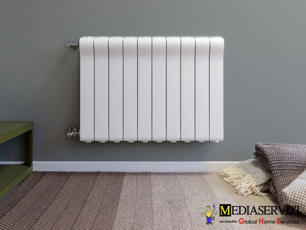 Impianto di riscaldamento a termosifoni 1