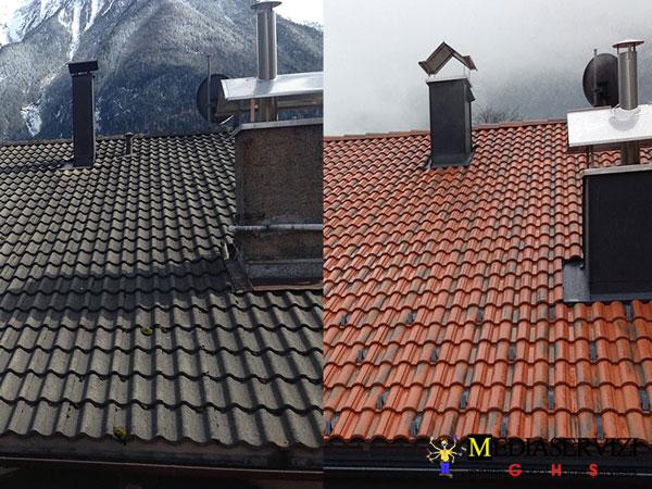Riparazione tetto e sostituzione tegole 3