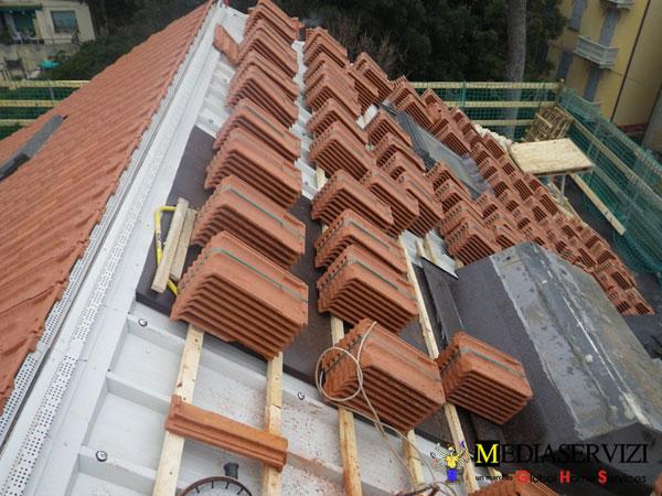 Ristrutturazione o realizzazione nuovo tetto 1