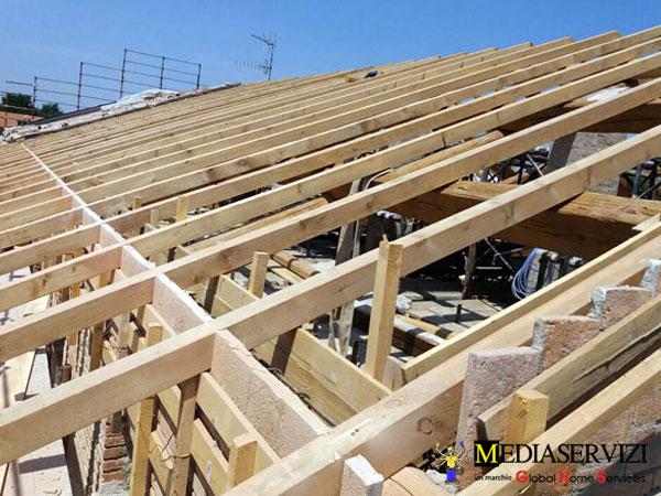 Ristrutturazione o realizzazione nuovo tetto 2
